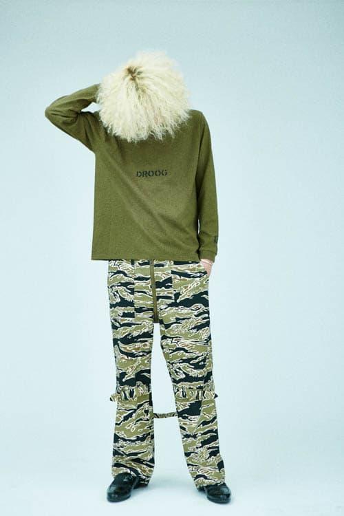 アウトローなスタイルで他と一線を画す SKIN の2017年秋冬コレクション 固定概念にとらわれないクリエイションを軸とし、細部にパンクスピリットを宿す東京ブランドの最新コレクション