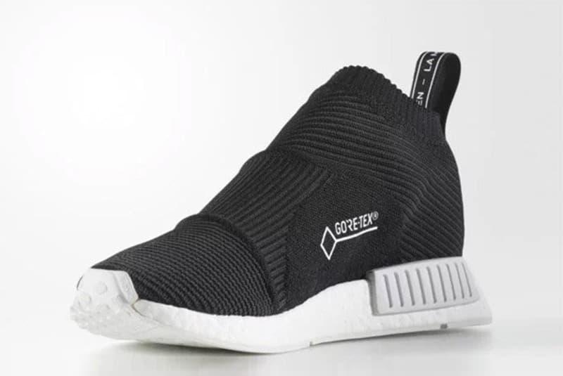 今秋リリースが噂される GORE-TEX® 仕様の NMD City Sock のビジュアルがリーク