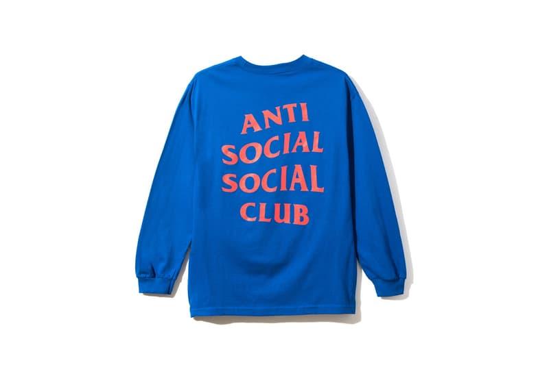 過去最大のボリューム:Anti Social Social Club 2017年秋冬コレクション アンチ ソーシャル ソーシャル クラブ Neek Lurk ニーク・ラーク