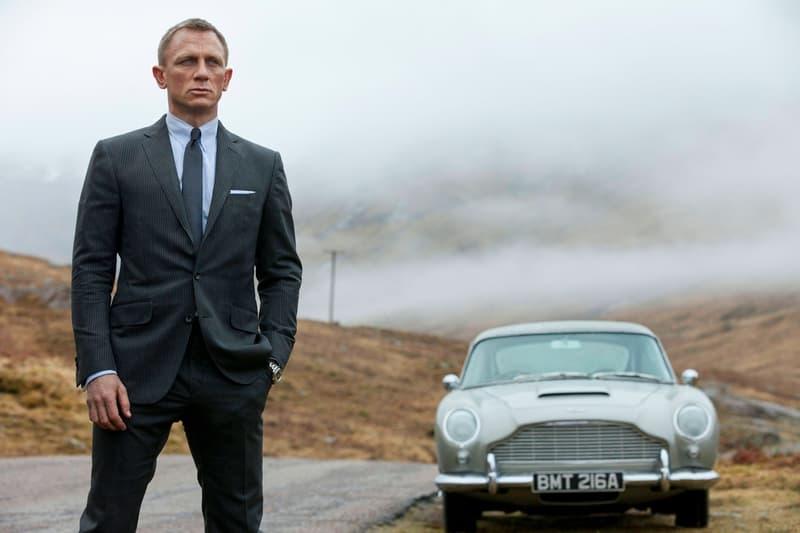 『007』シリーズ第25作となる『Bond 25』が2019年に公開 007 james bond daniel craig bond 25