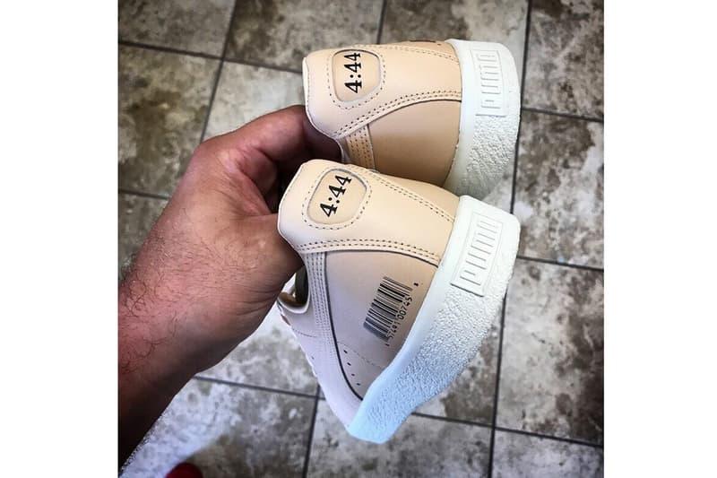 PUMA x JAY-Z が『4:44』コラボレーションの一部を公開 lp footwear collaboration