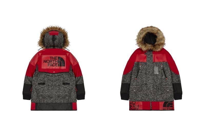 Junya Watanabe MAN x The North Face の2017年秋冬コラボアウターウェアがついにローンチ