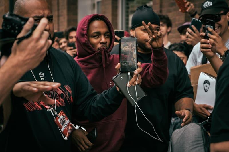 1日限定開催の Kendrick Lamar『DAMN.』ポップアップ in シカゴ
