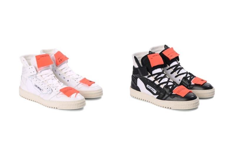 Off-White™ 3.0 Sneaker の新作2型のプレオーダーがスタート オフホワイト Virgil Abloh