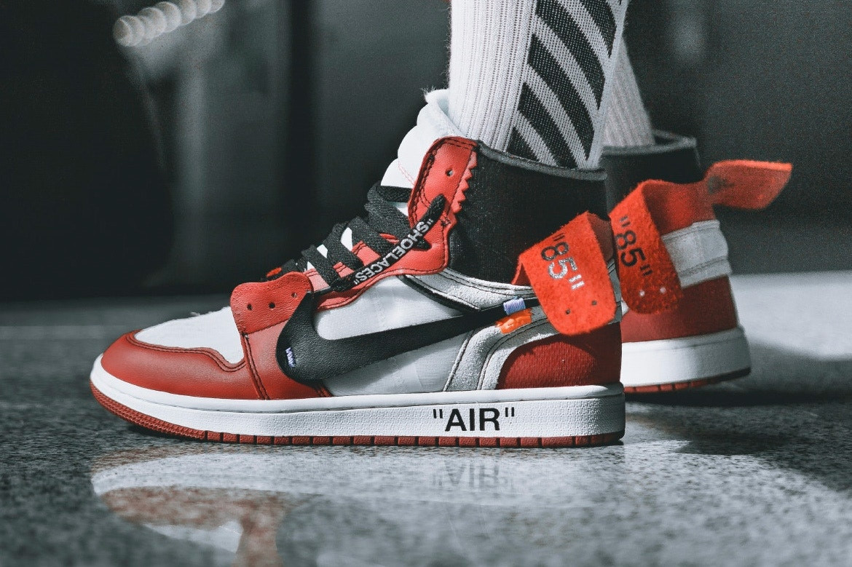 Off-White™ x Nike Air Jordan 1 の発売