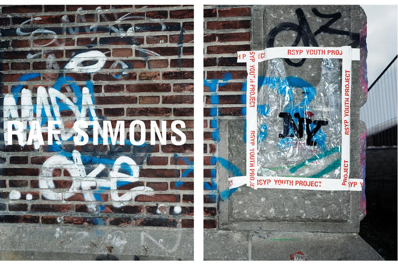 Raf Simons 2017年秋冬コレクションのキャンペーンビジュアルが公開 ラフ シモンズ