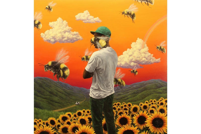 Tyler, the Creator の最新アルバム『Flower Boy』がすべてのプラットフォームに到着