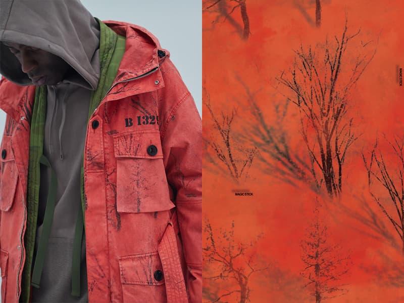 ストリートをルーツとしながらも日本の職人技が光る製品を多数展開し、さらなるアップデートを遂げた今野直隆の新シーズン 『羊たちの沈黙』にインスパイアされた MAGIC STICK 2017年秋冬コレクション