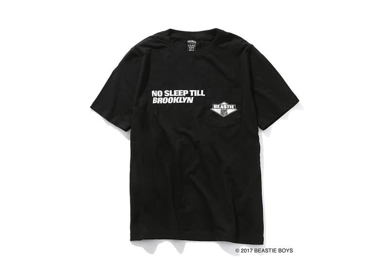 NUMBER (N)INE より Beastie Boys の名盤をグラフィックに採用したTシャツコレクションが登場 『Ill Communication』、『Licensed to Ill』といったオールドスクールファン垂涎のアルバムを100%コットンボディに落とし込む ブラック ホワイト ネイビー