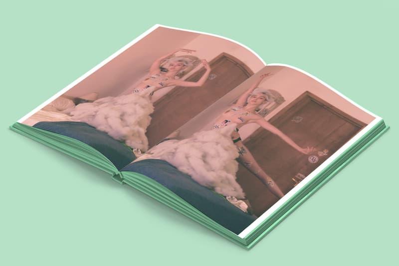 英国のコンテンポラリーブランド Aries 初のイメージブック発売を記念し bonjour records 限定アイテムをリリース David Sims