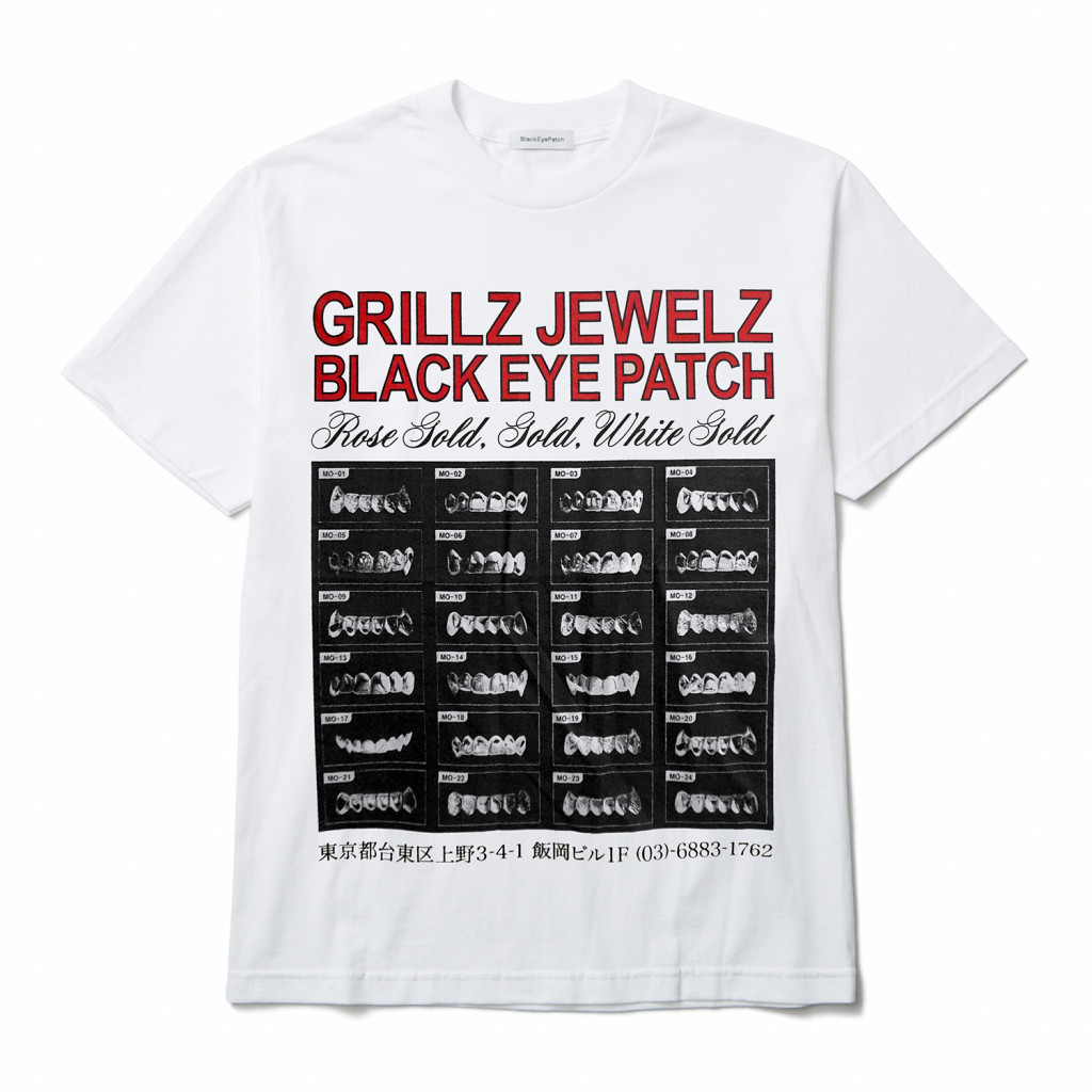 BlackEyePatch の2017年秋冬コレクションはダーティーサウス