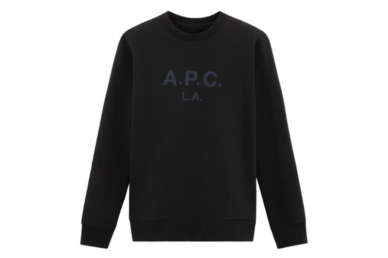 生産 アメリカ  A.P.C.U.S.  セカンド コレクション 2017年秋冬 Tシャツ フーディ