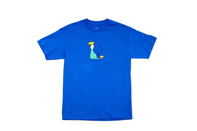 インドにルーツを持つ新鋭ブランド Bedlam が最新コレクションをローンチ グラフィックデザインや音楽作成なども手がける〈Bedlam〉の新たなアパレル&アクセサリーをチェック Tシャツ
