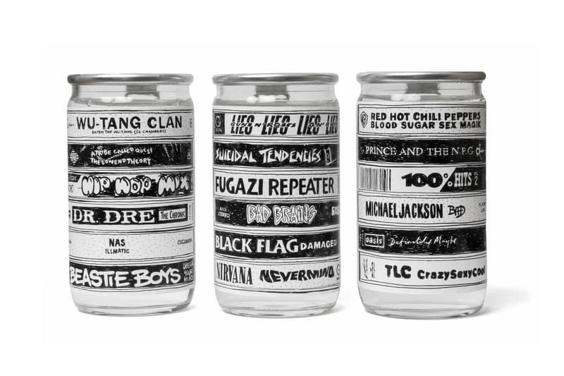 DPHC x マーク・ドリューのタッグより音楽好き必見のカプセルコレクションが登場