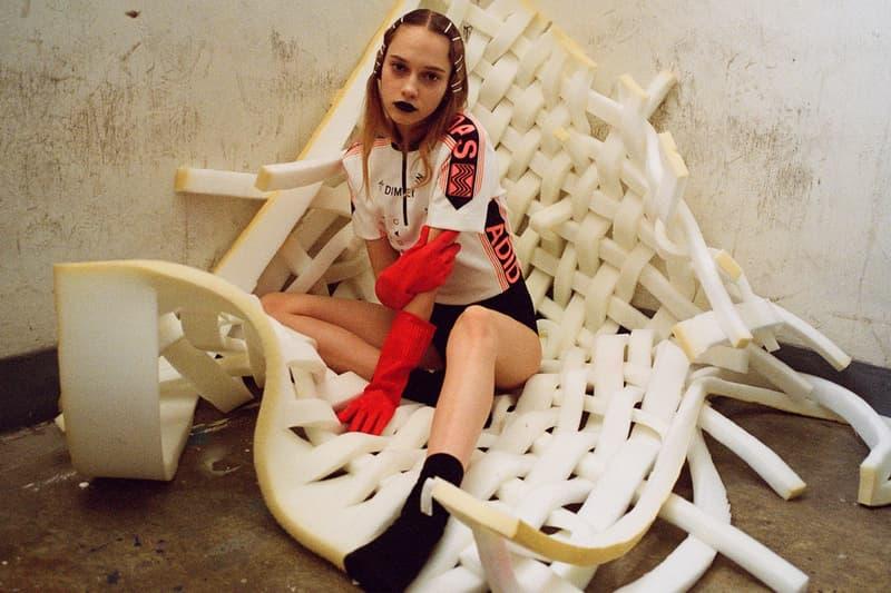 "NY のメッセンジャーにインスパイアされた Alexander Wang x adidas Original の第二弾 ""Comfort/Discomfort"" new york messenger inspired inspiration inspo collection 2nd second"
