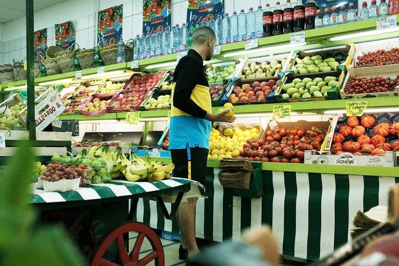 """夏らしいショーツやラガーシャツが並ぶ Hélas の2017年サマーコレクション """"BARRIO MAMBO"""" summer collection 2017s lookbook french label"""