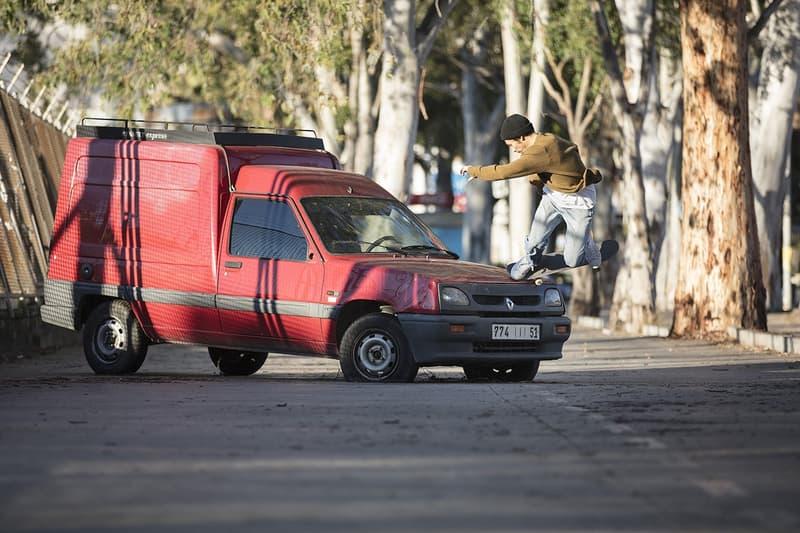Chocolate Skateboards x Converse CONS によるエコフレンドリーなコラボカプセルコレクションが登場