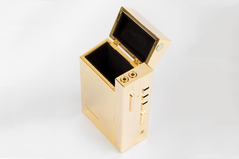 AMBUSH®  オーディオプレーヤー モチーフ シガレットケース