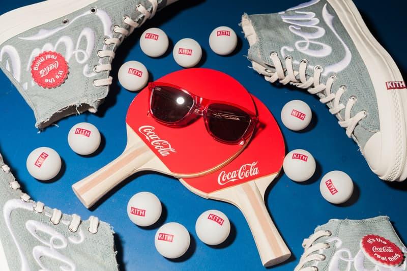 KITH x Coca-Cola 第2弾はハンプトンを意識した夏全開のコレクション ヴィンテージ感を醸すレトロなウェアと購買意欲を駆り立てるダブルネームのアクセサリー