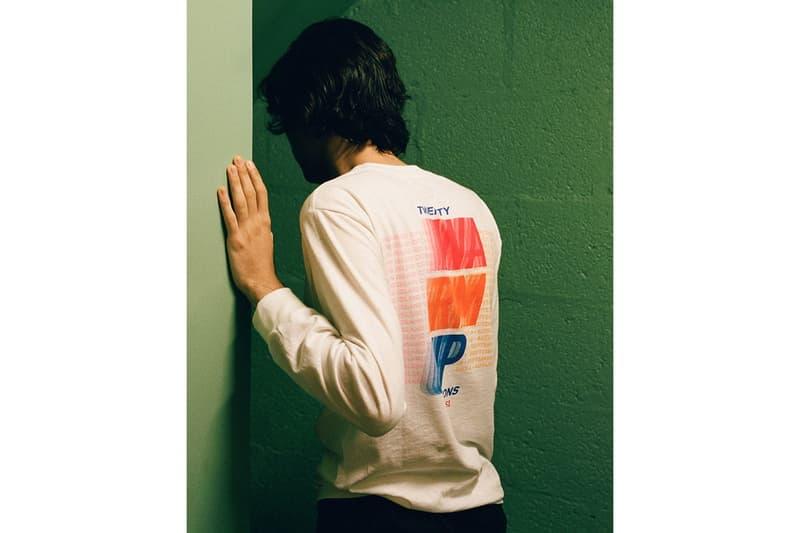 Know Wave と NY の美術館 MoMA PS1 のラジオが限定カプセルコレクションをリリース radio collaboration collection capsule release tshirt