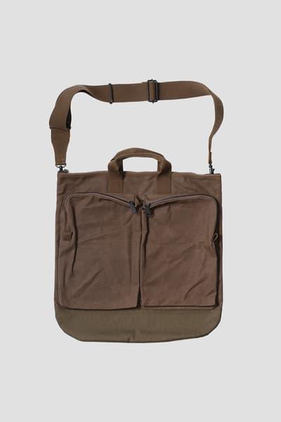 高品質な素材を用いた Margaret Howell x PORTER より2017年秋冬バッグコレクションが登場 bag collection マーガレットハウエル ポーター バッグ 2017aw