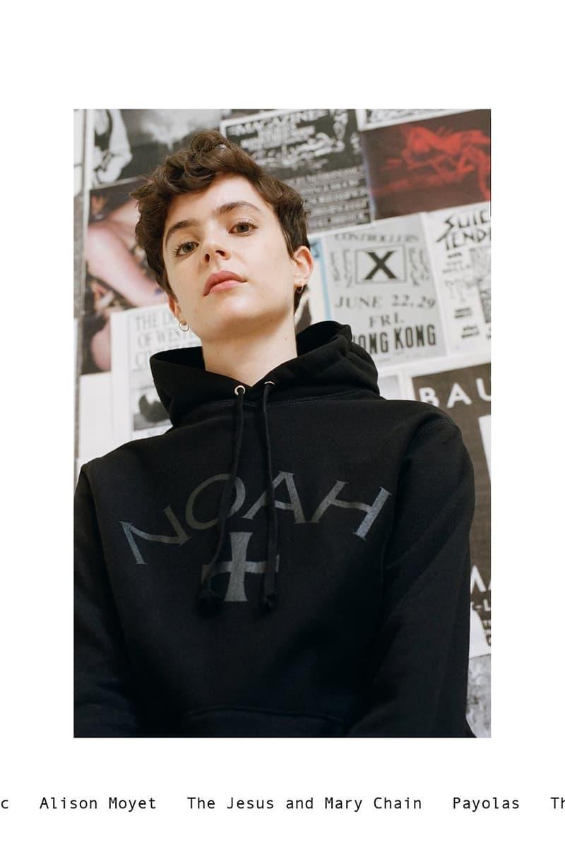 80年代に回帰した Noah 2017年秋冬コレクション 〈Supreme〉の元クリエイティブディレクターが今季提案するのはラグビーシャツとニットベスト