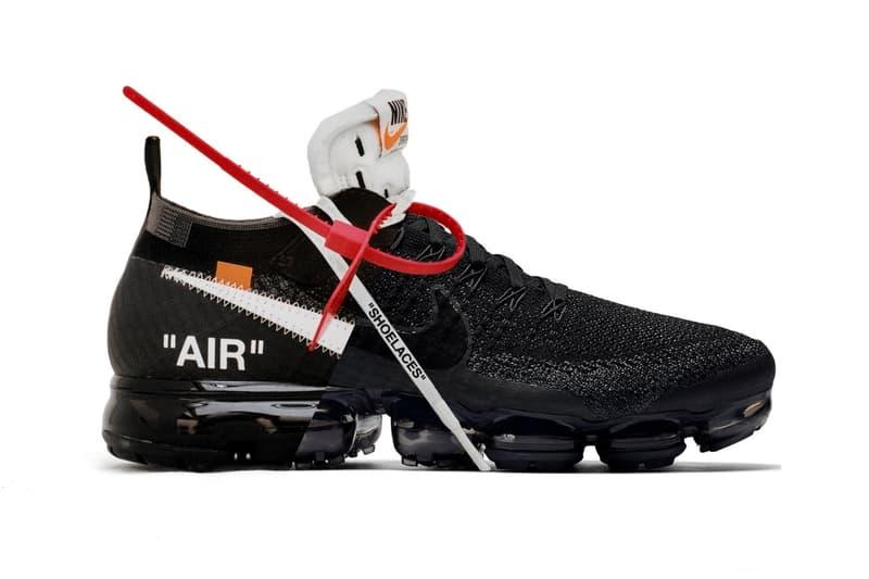 ヴァージル・アブロー x Nike による話題のコラボフットウェアをオリジナルモデルと比べてみた