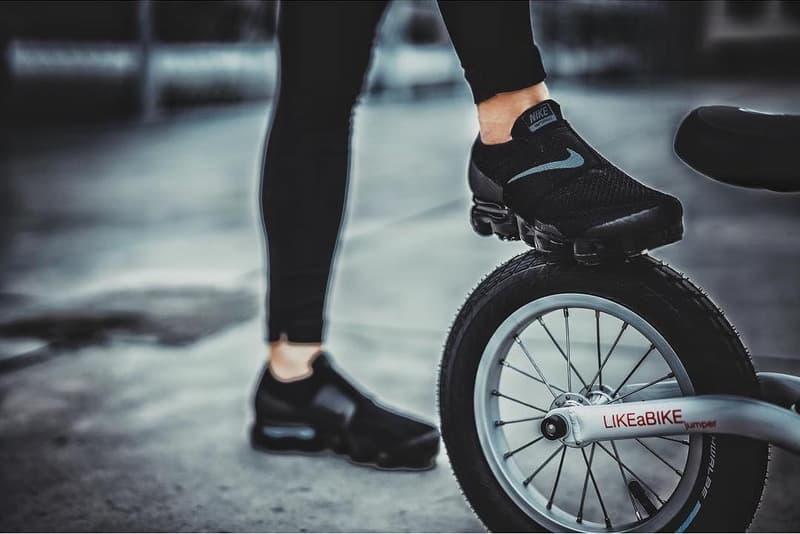 シューレースなし/ストラップ仕様の Nike Air VaporMax 着用ビジュアルが遂に登場