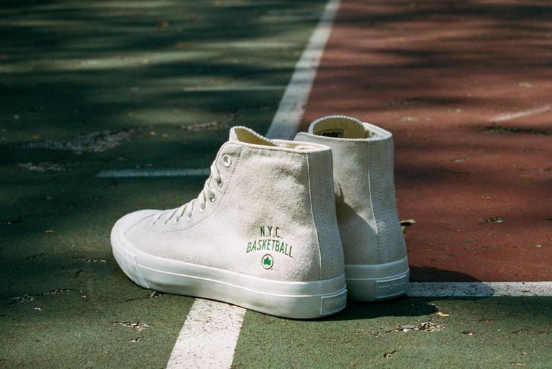ONLY NY x Pro-Keds が再びNYのバスケットボールコートにオマージュを表したスニーカーを制作 ニューヨーク バスケ バスケコート バスケットボールコート