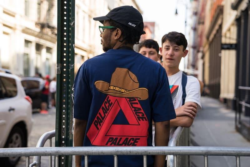 Palace 2017年秋コレクションに沸くニューヨークキッズたちの様子をレポート