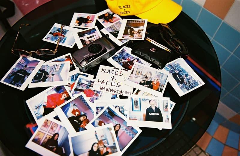 バンコクでの初のパーティを記念した Places+Faces のカプセルコレクションをチェック capsule collection Bangkok Thai Party