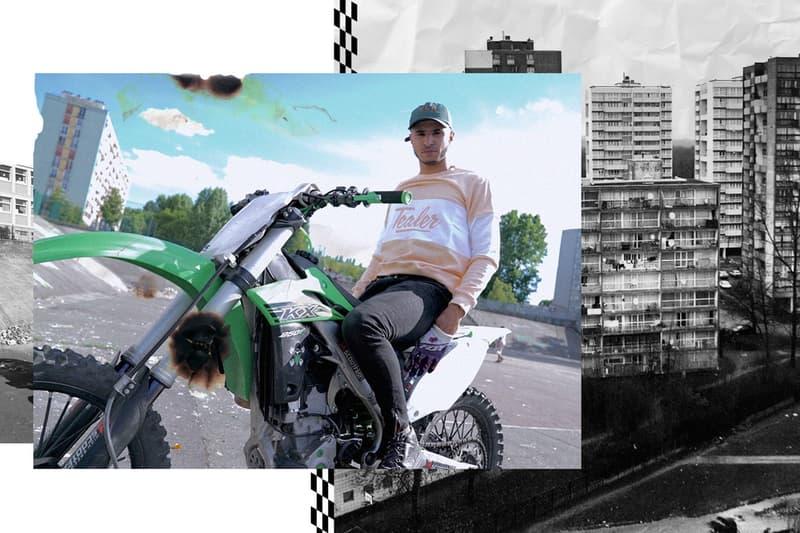 """""""Tシャツディーラー""""を謳うパリ発ブランド TEALER が2017年春夏のルックブックを公開 スケートカルチャーから日本の漫画シーンにまで精通する注目の新鋭ブランド"""