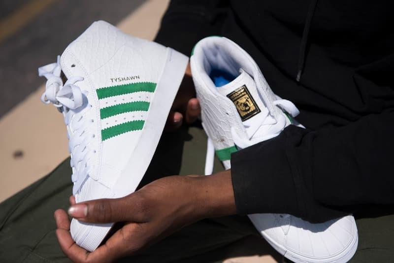 adidas よりタイショーン・ジョーンズの初シグネチャーフットウェアが登場