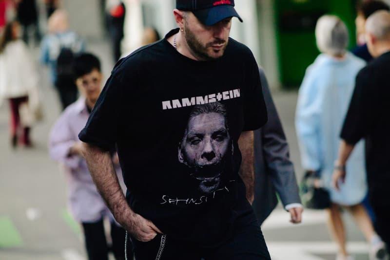 Vetements  ドイツ インダストリアルメタルバンド  Rammstein  フーディ ヴェトモン