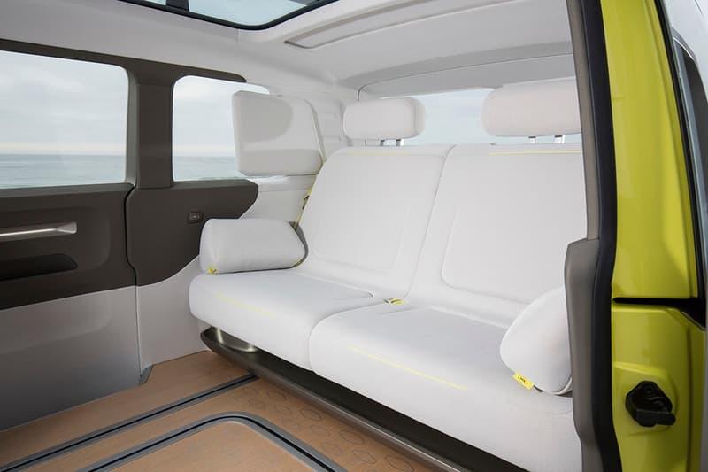 フォルクスワーゲンが2022年にも電動式マイクロバス I.D. Buzz を市販へ Volkswagen ワーゲンバス Microbus