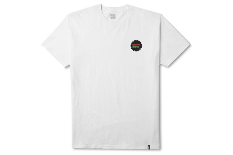 """渋谷にあるレコードバー・JBS のマスターと HUF のタッグによるカプセルコレクション """"KHUF"""""""