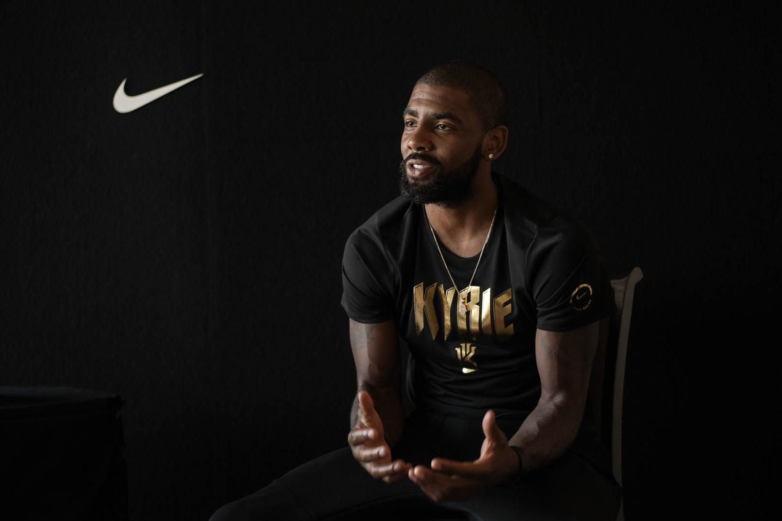 Interviews: 初来日を果たした現役屈指のクラッチプレーヤー カイリー・アービング インタビュー NBA バスケットボール キャバリアーズ キャブス Cavs  Kyrie Irving