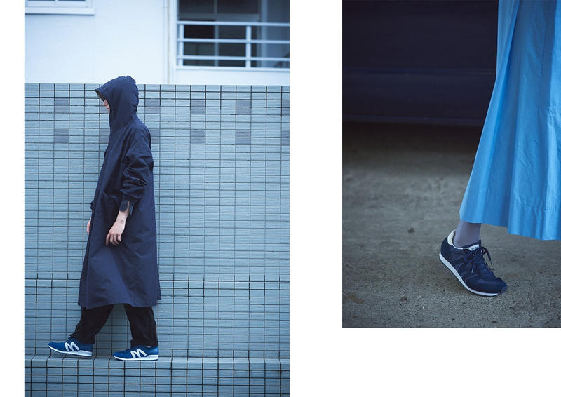 国内生産の高品質スニーカーを展開する MIZUNO1906 M LINE 2017年秋冬コレクション 110年の歴史の中で培ってきたモノづくりのDNAと現代的なデザインを融合