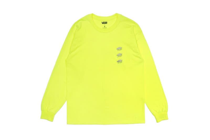 N.HOOLYWOOD x Vans のタッグよりコラボ Slip-On & ロングスリーブTシャツが登場