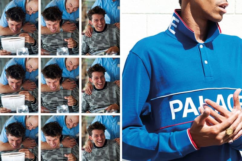 今夏にデビューを果たした〈Palace Jeans〉にも新作が追加され、ローファーも登場  Palace がレトロなアイテムがラインアップする2017年秋のルックブックを公開