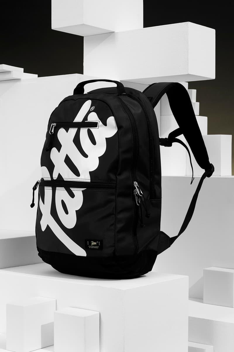 Patta の2017年秋冬コレクションよりバッグシリーズが発売 2017aw autumn winter bag パタ バッグ