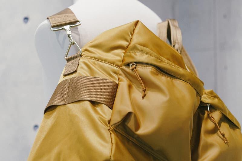 PIGALLE x PORTER のコラボバッグコレクションが来月 PIGALLE TOKYO にて限定リリース ピガール ポーター バッグ ウエストバッグ ボストンバッグ バックパック