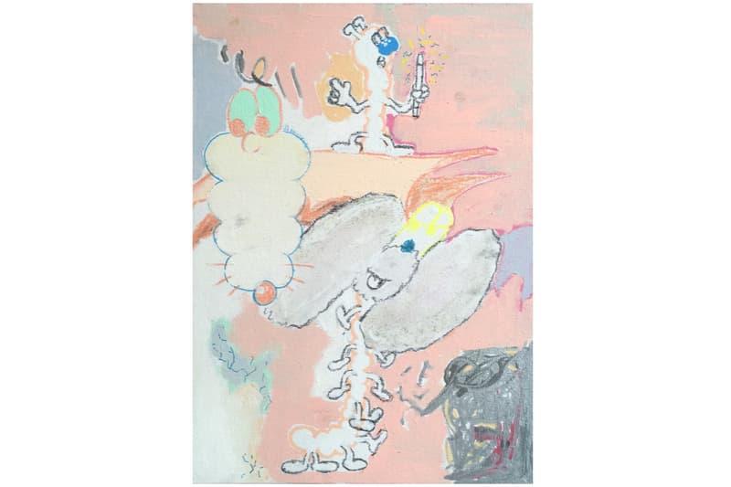 注目アーティストのラッセル・モーリスとルーカス・ディロンが日本で2度目となる展示会を開催 Lucas Dillon Russell Maurice 展示会 エキシビション