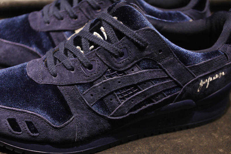 ASICS Tiger x BEAMS x mita sneakers のトリプルネームで手がけた GEL-LYTE III がリリース オニツカタイガー アシックス ビームス ミタスニーカー