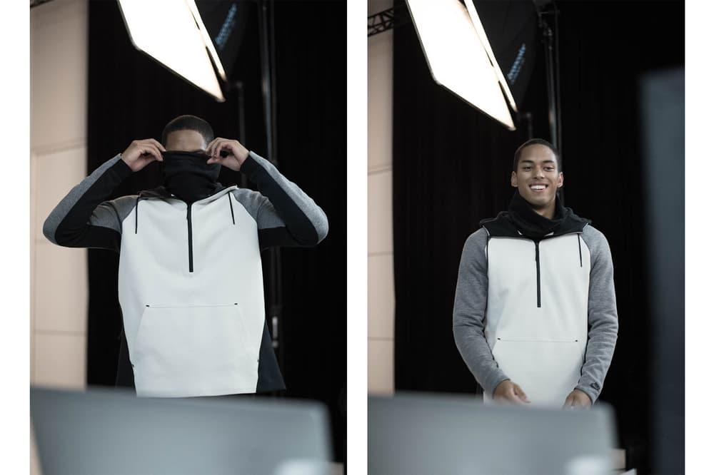 2017年秋シーズンの Nike Tech Pack ビジュアル撮影の舞台裏に潜入 ナイキテックパック