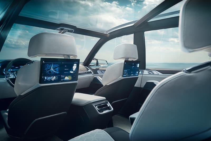 BMW が新型フルサイズSUVコンセプト X7 iPerformance を発表 三列シート構造で優雅なドライビング体験を提供する「BMX」の意欲作
