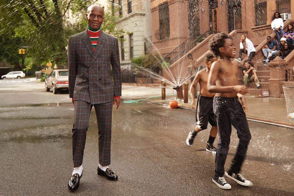 ハーレムの伝説的テイラー Dapper Dan を起用した Gucci 2017年秋冬メンズテイラリングキャンペーンのティーザーが公開 グッチ ダッパー・ダン 2017aw autumn winter