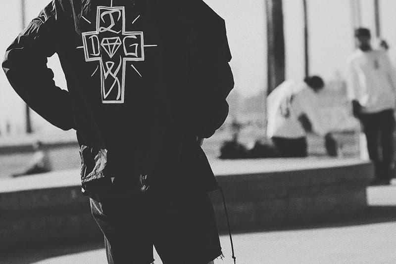 Diamond Supply Co. x Dogtown Skateboards のタッグによるカプセルコレクションが登場 カリフォルニアのスケートシーンに欠かせない2ネームがオールドスクールと現代的なスケートスタイルをブレンド