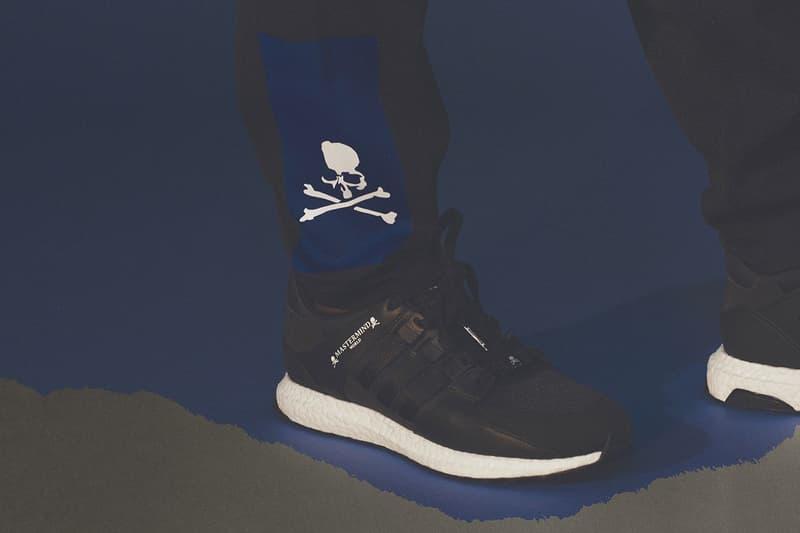 MASTERMIND WORLD x adidas Originals の2017年秋冬コレクションがベールを脱ぐ 本間正章のデザイン哲学を色濃く反映させたEQTコレクションが誕生
