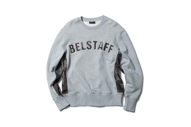 BELSTAFF x SOPHNET. の人気コラボレーションが再び